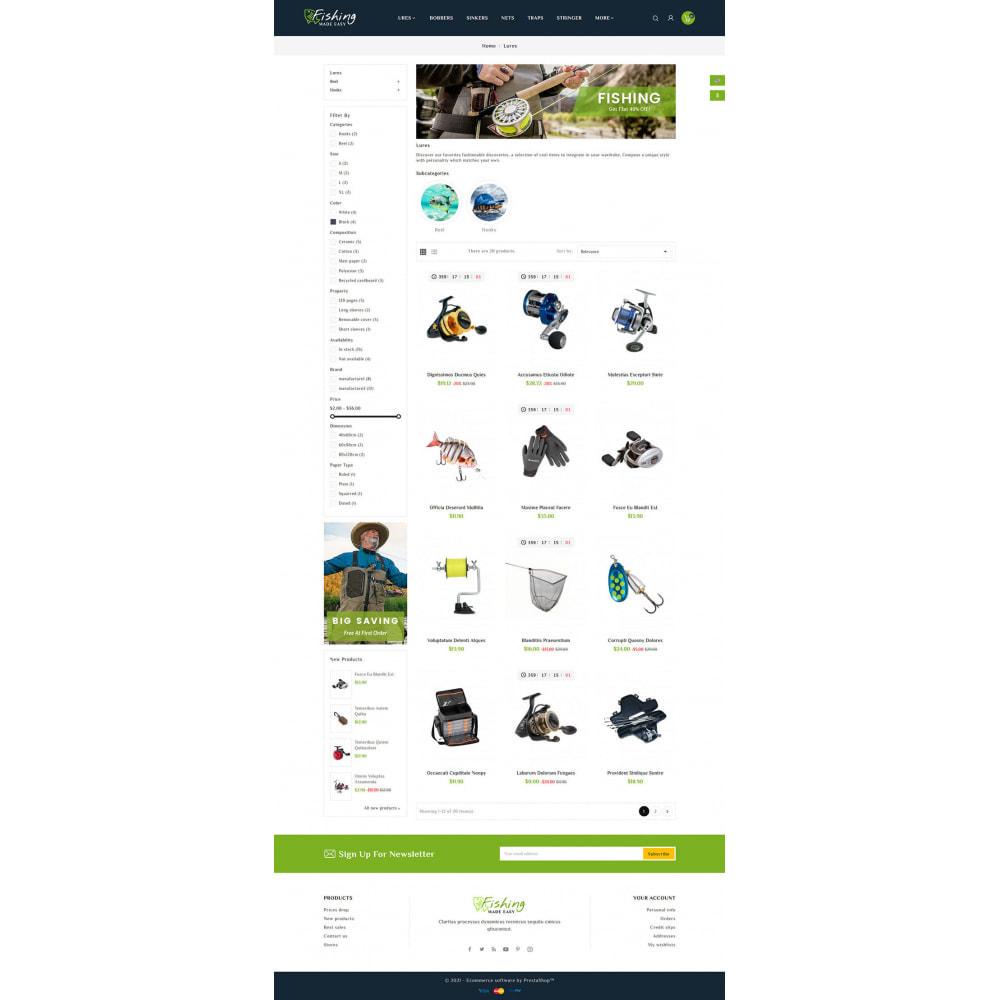 theme - Desporto, Actividades & Viagens - Fishing Equipment - 3