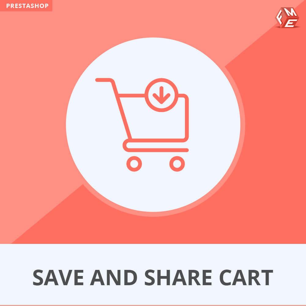 module - Anmeldung und Bestellvorgang - Warenkorb speichern und teilen - 1