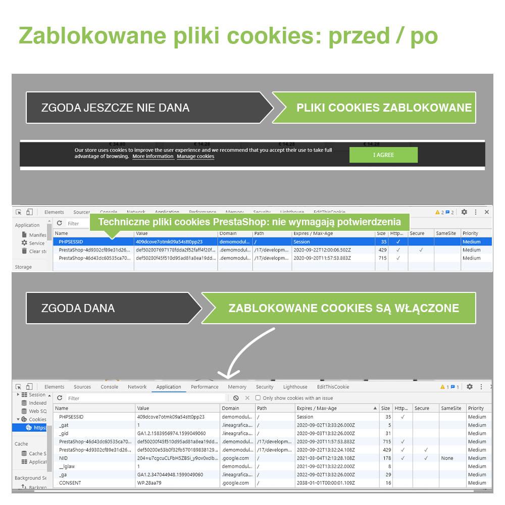 module - Wzmianki prawne - EU Cookie Law GDPR (Banner + Blokada) - Zmiany 2021 - 19