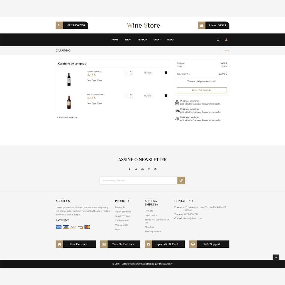 theme - Bebidas & Tabaco - Loja de vinhos - 6