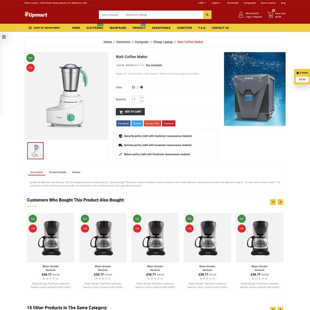 theme - Electrónica e High Tech - Flipmart Store - 5