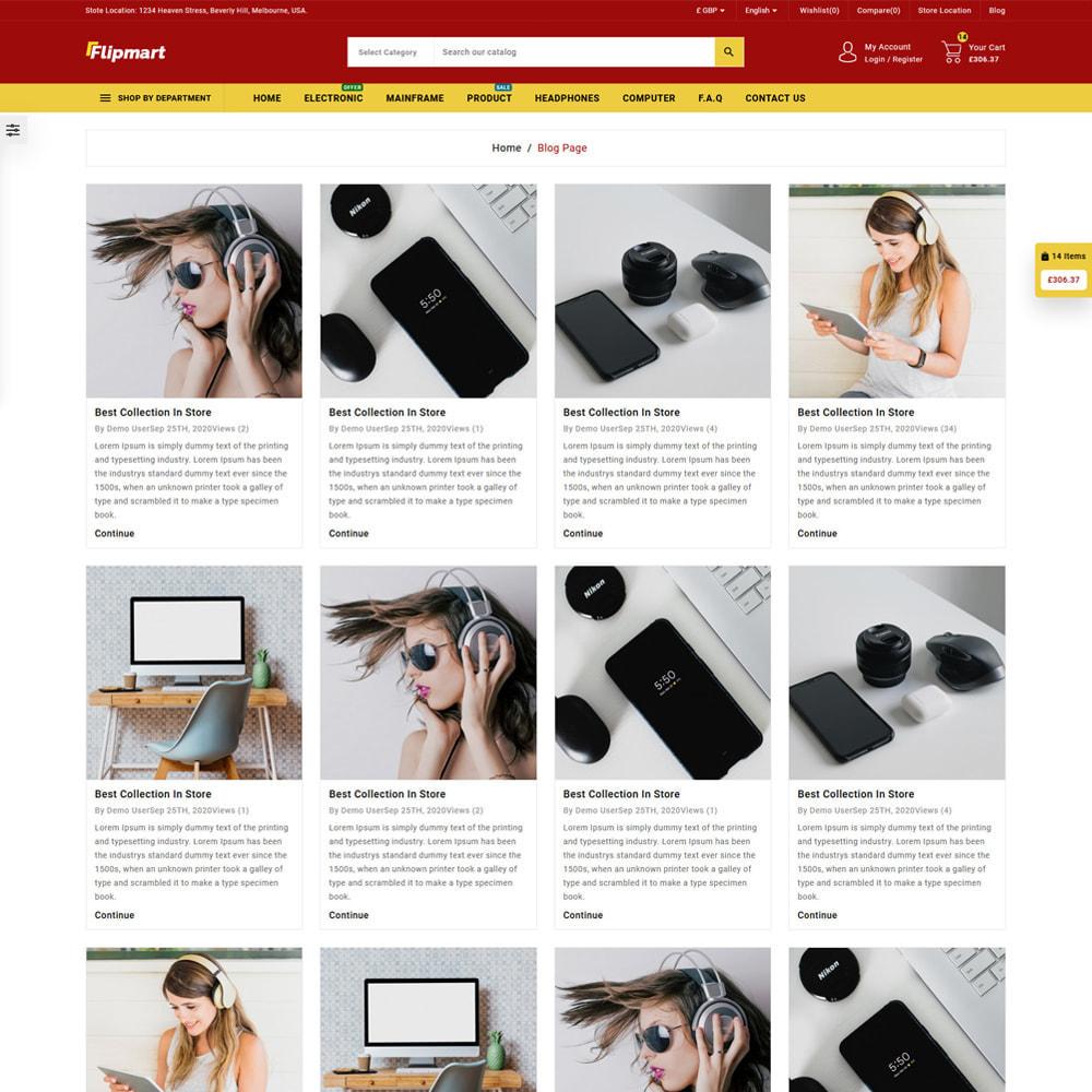 theme - Electrónica e High Tech - Flipmart Store - 7
