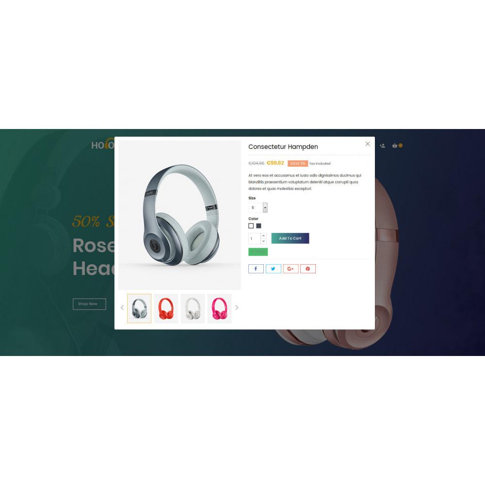 theme - Electronics & Computers - Hoofs - Headphone Store - 7