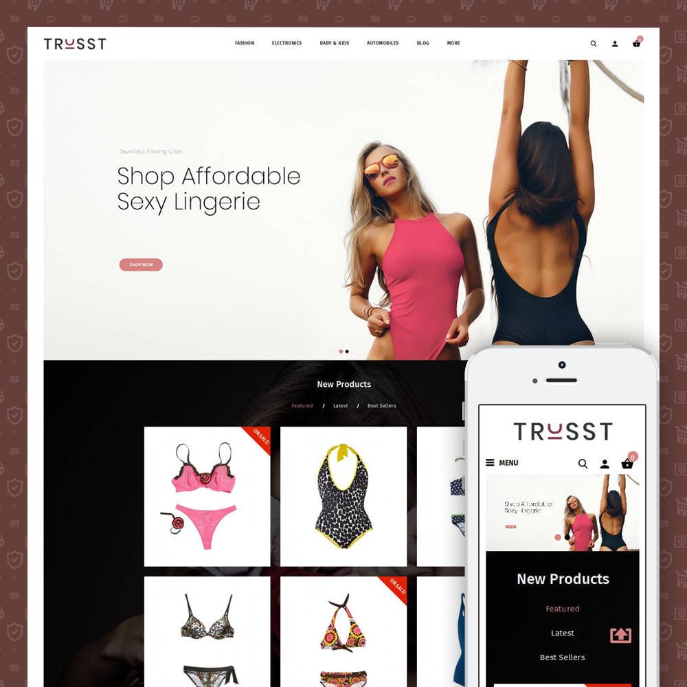 theme - Lingerie & Adult - Trusst - Lingerie Store - 1