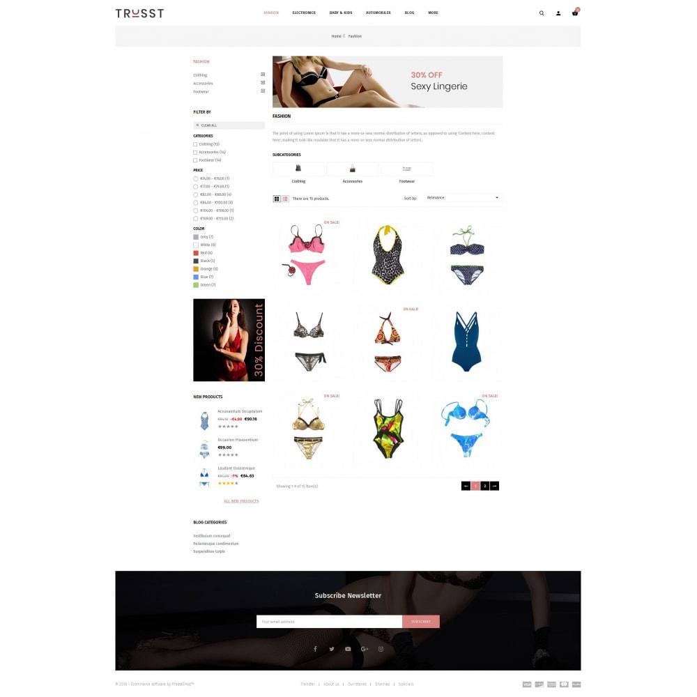theme - Lingerie & Adult - Trusst - Lingerie Store - 3