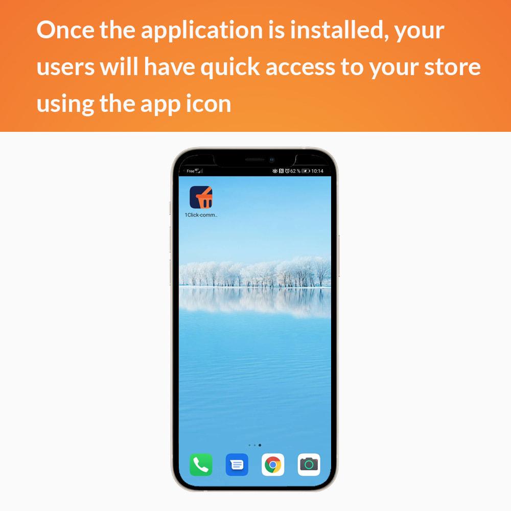 module - Dispositivos-móveis - Progressive Web App - Without subscription - 3