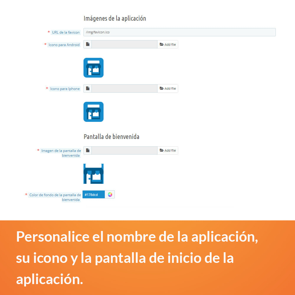 module - Dispositivos móviles - Progressive Web App - Sin suscripción - 4