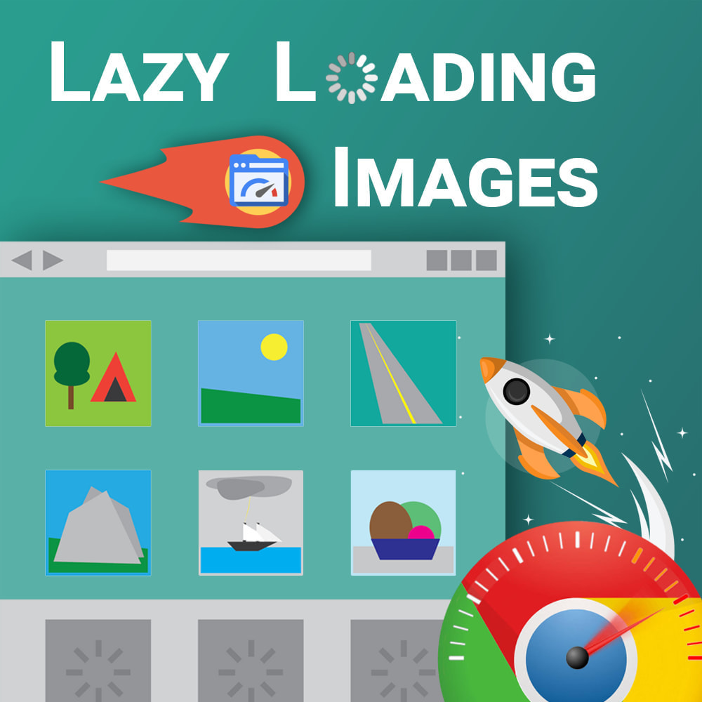 module - Performance du Site - Lazy Loading Images - Super Speed Optimization - 1