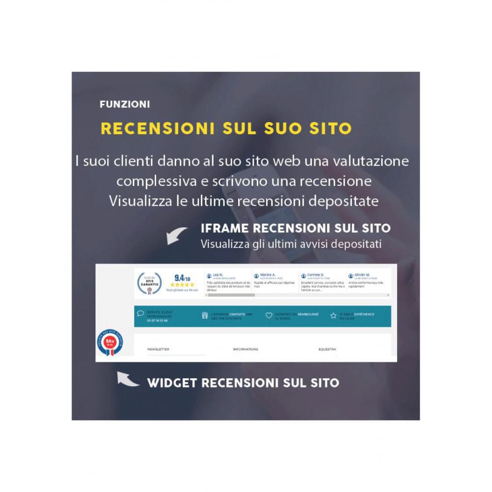 module - Recensioni clienti - Recensioni cliente - Società Recensioni Garantite - 6