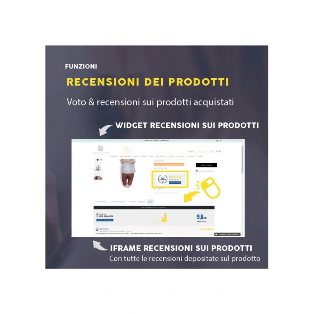 module - Recensioni clienti - Recensioni cliente - Società Recensioni Garantite - 7