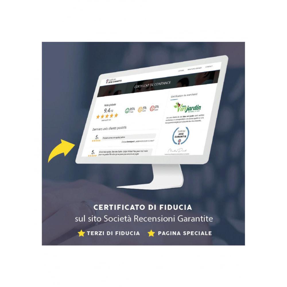 module - Recensioni clienti - Recensioni cliente - Società Recensioni Garantite - 11