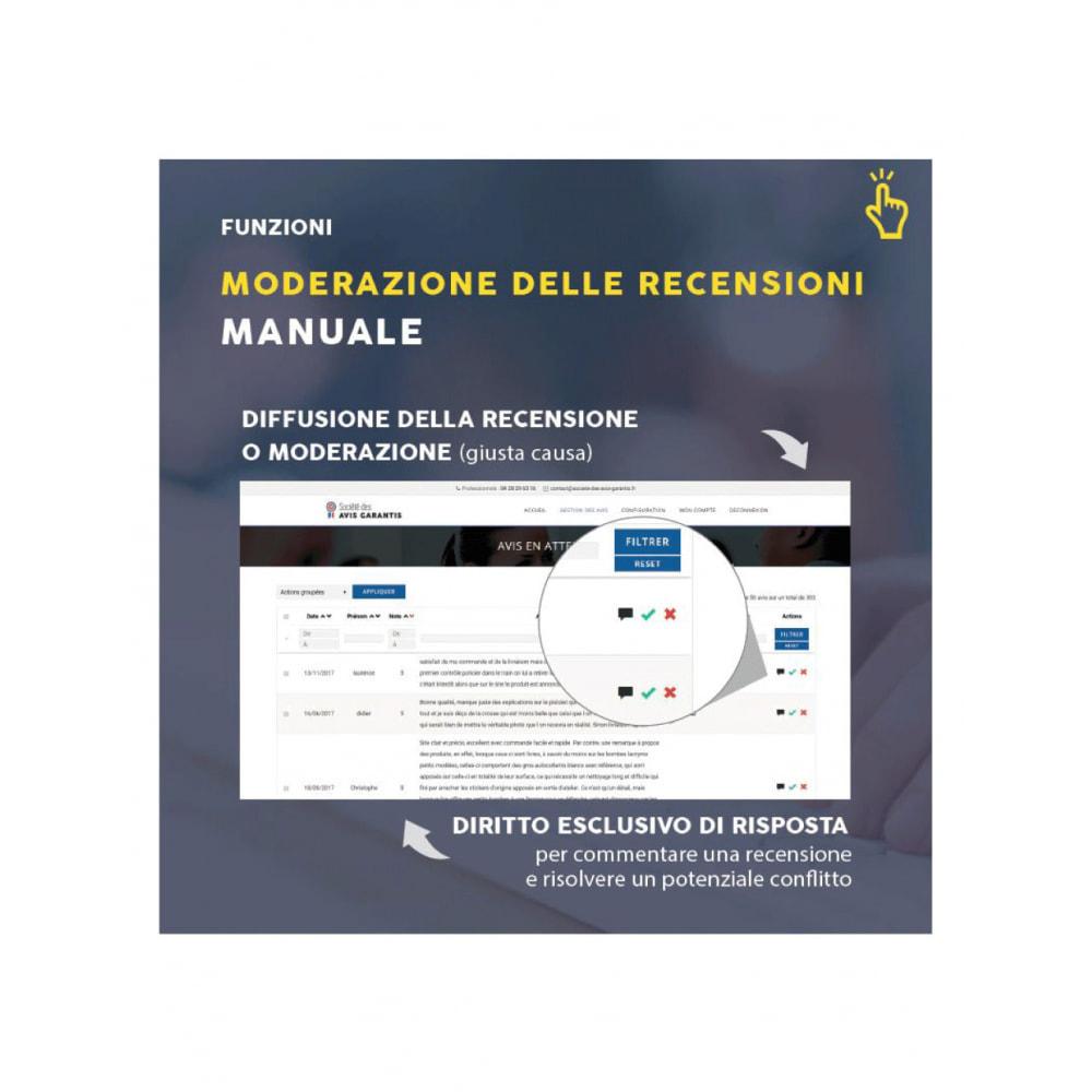 module - Recensioni clienti - Recensioni cliente - Società Recensioni Garantite - 12