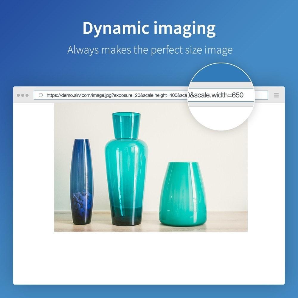 module - Desempenho do Site - Sirv - Image CDN, Optimization and JS/CSS minifier - 3