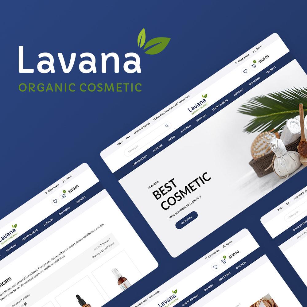 theme - Gezondheid & Schoonheid - Lavana Cosmetics - 1