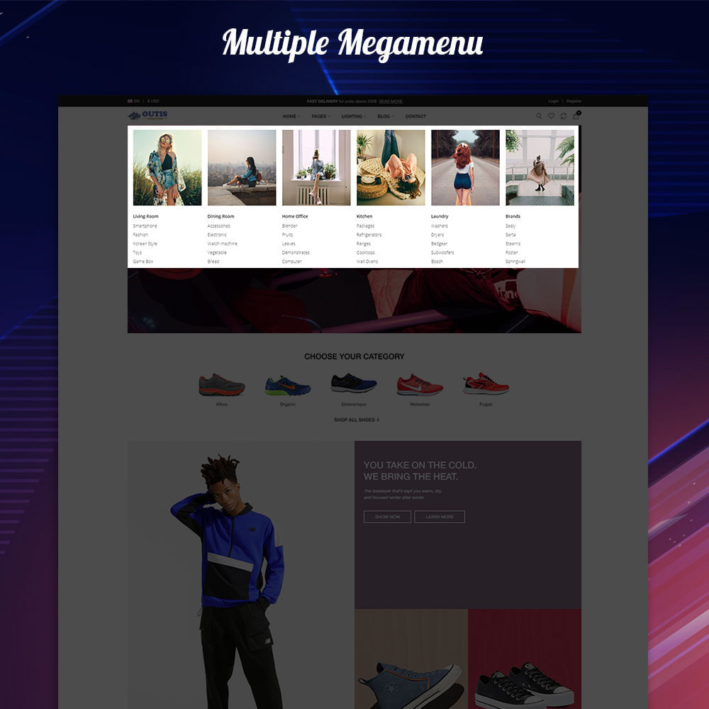 theme - Moda & Calzature - Buy one get free all - 2