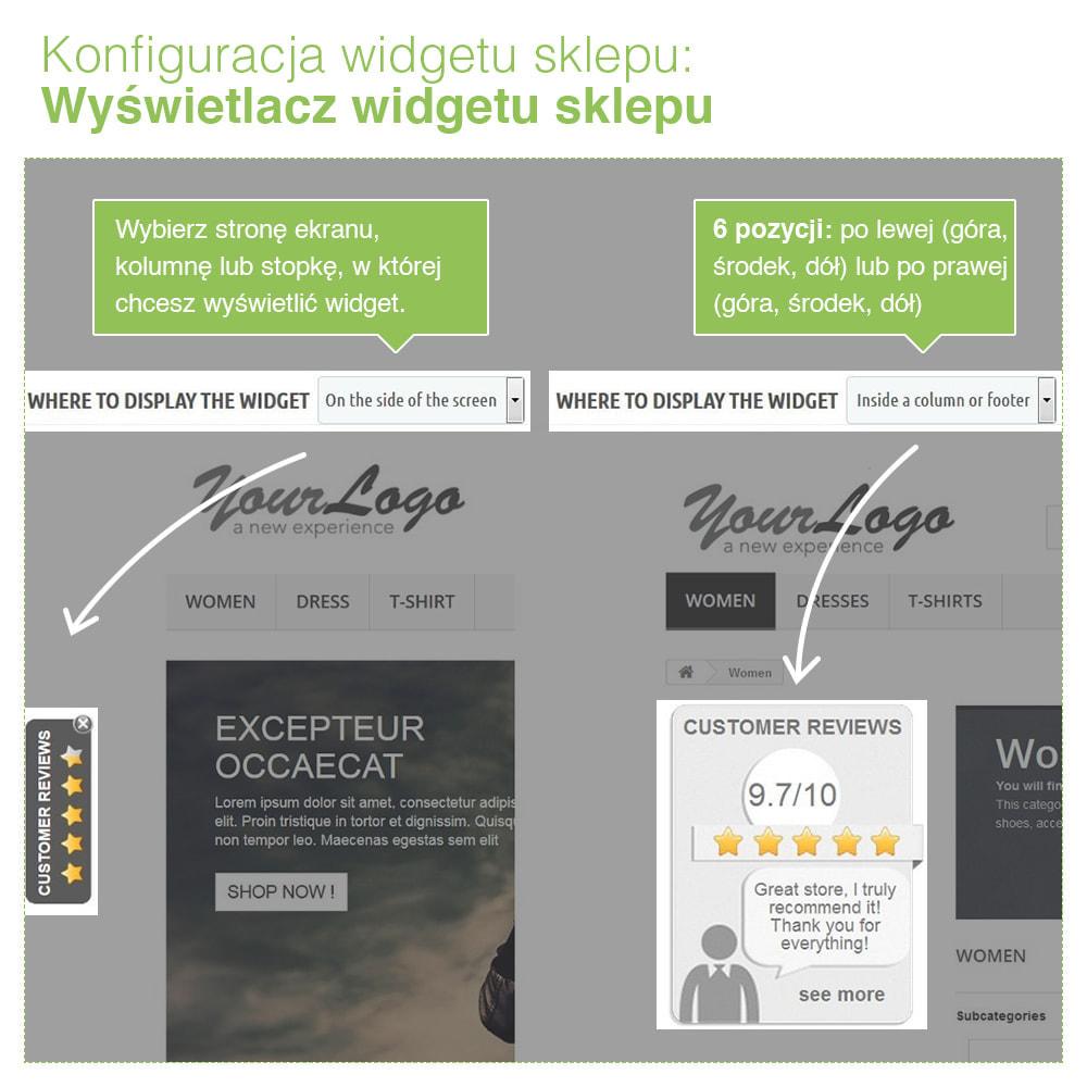 module - Opinie klientów - Reviews: Recenzje Sklepu i Produktów + Rich Snippets - 5