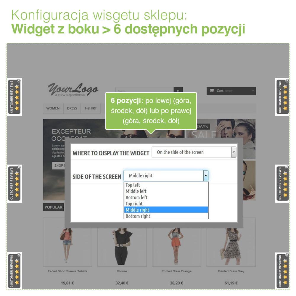 module - Opinie klientów - Reviews: Recenzje Sklepu i Produktów + Rich Snippets - 6