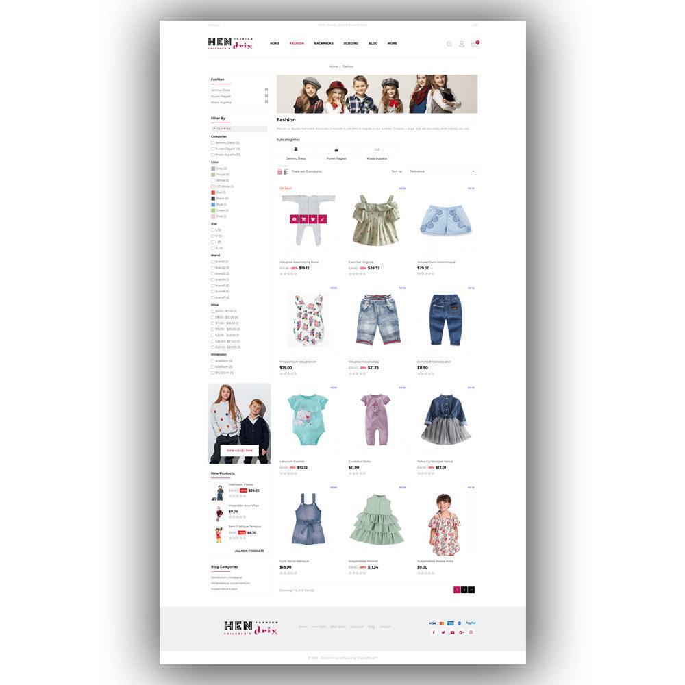 theme - Fashion & Shoes - Hendrix - Children Fashion Store - 4