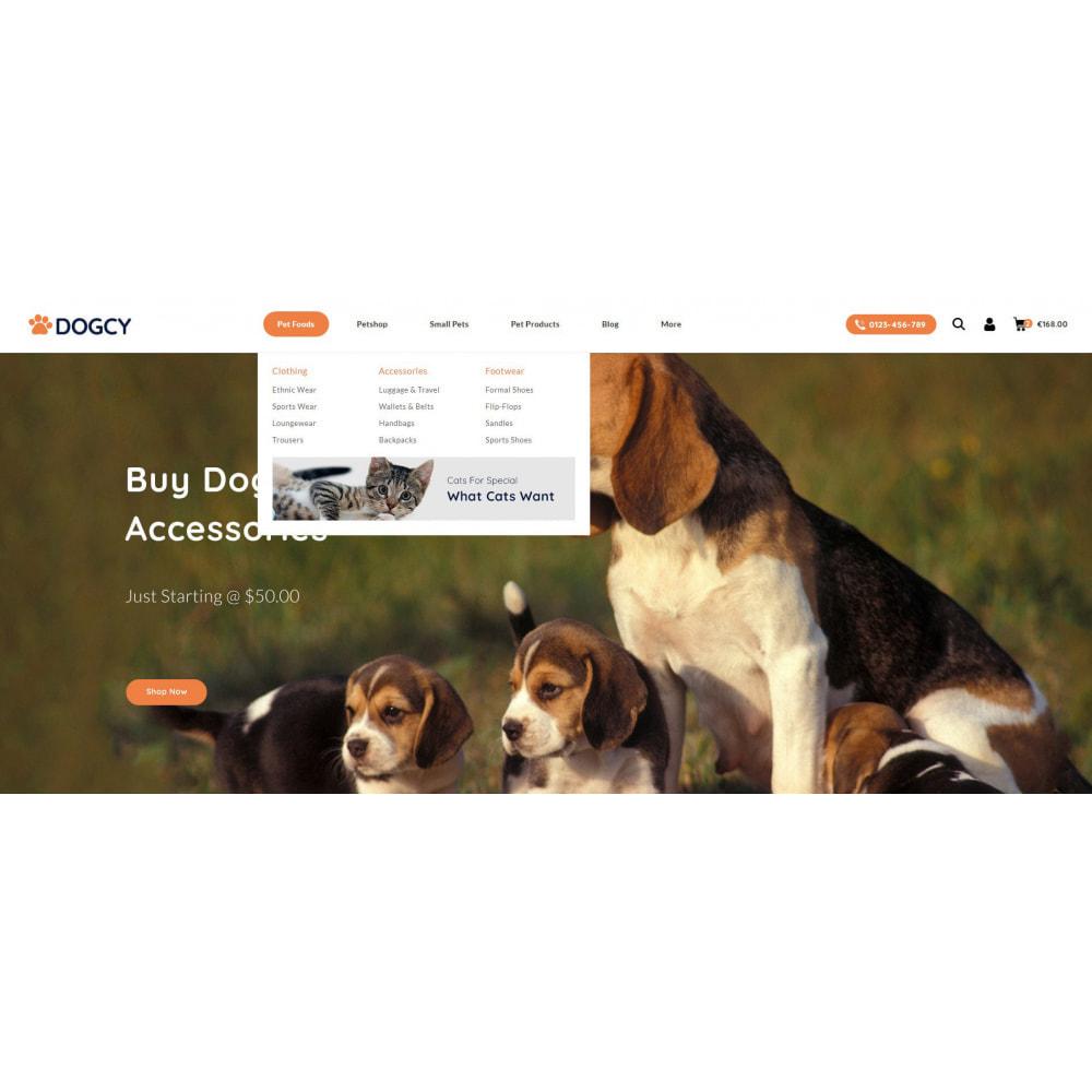 theme - Dieren - Dogcy - Pet Food Store - 6