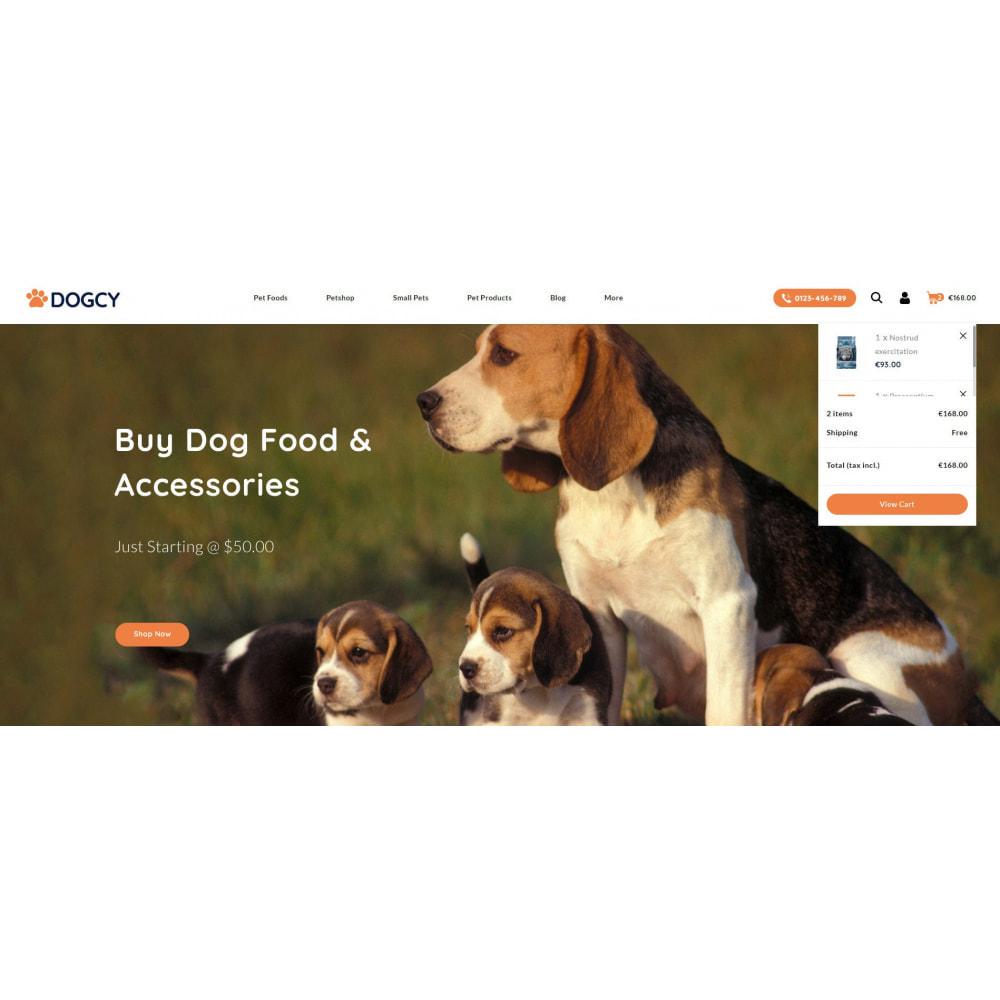 theme - Dieren - Dogcy - Pet Food Store - 8