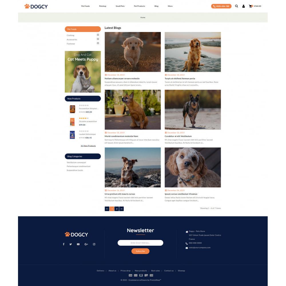 theme - Dieren - Dogcy - Pet Food Store - 9