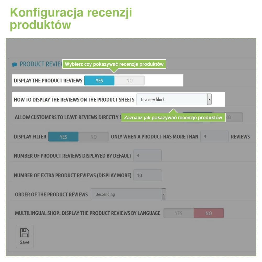 module - Opinie klientów - Reviews: Recenzje Sklepu i Produktów + Rich Snippets - 12