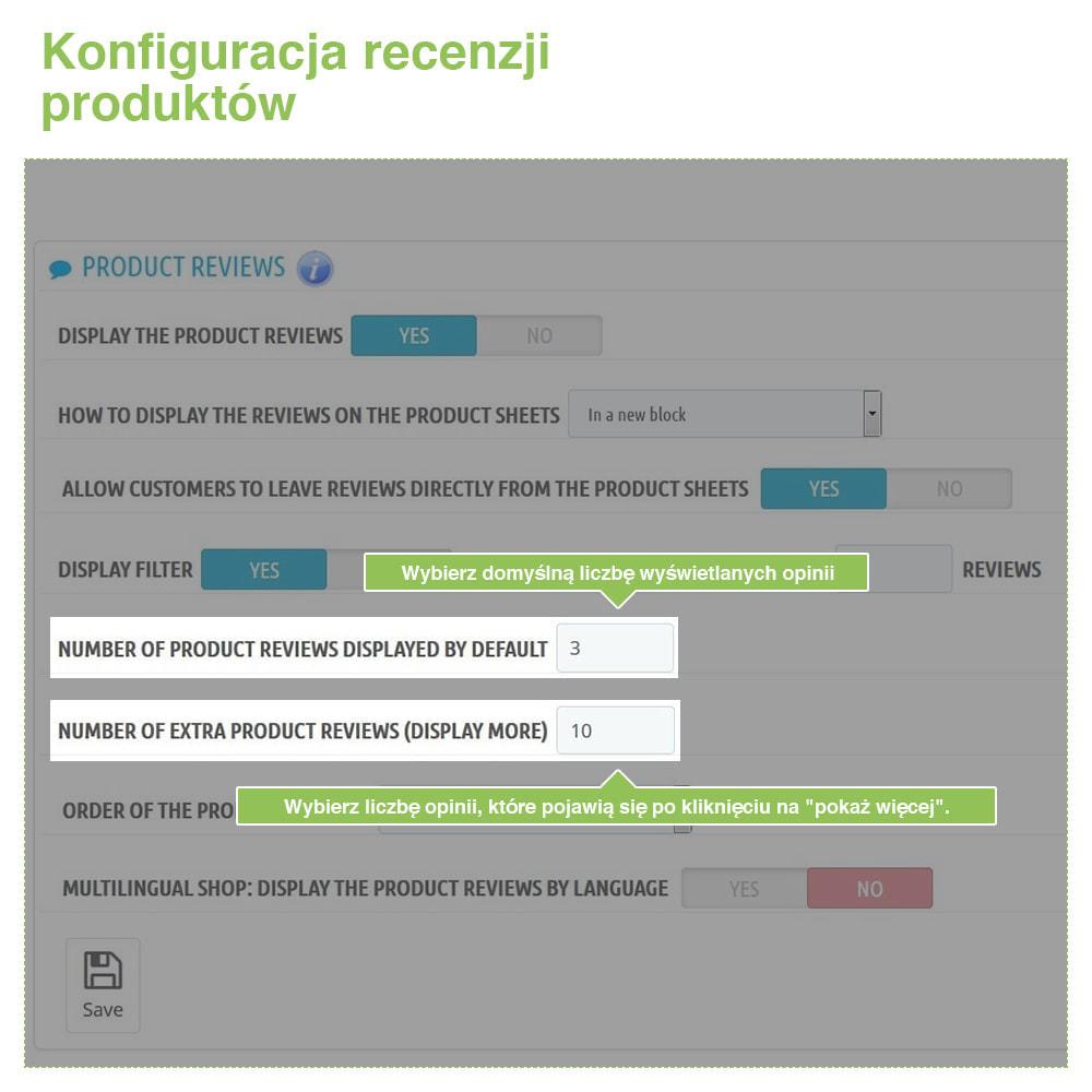module - Opinie klientów - Reviews: Recenzje Sklepu i Produktów + Rich Snippets - 14