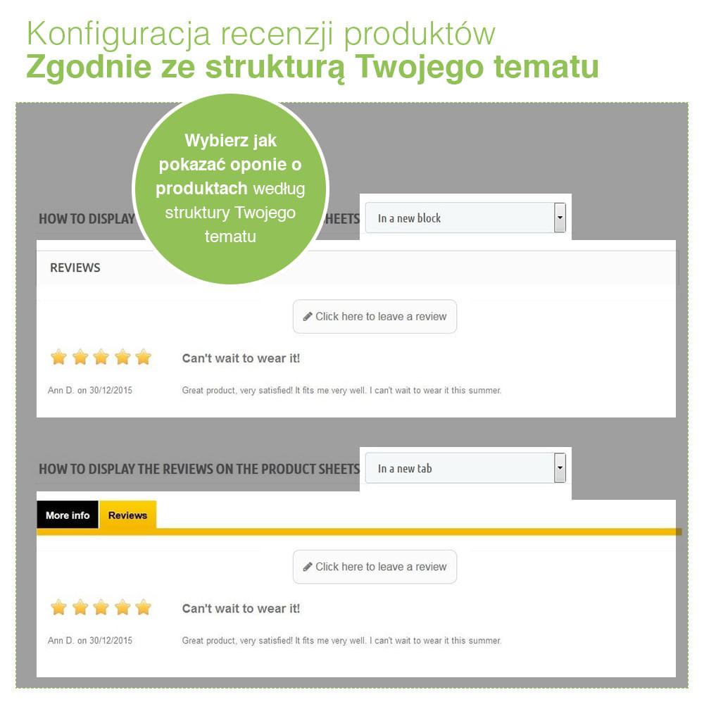 module - Opinie klientów - Reviews: Recenzje Sklepu i Produktów + Rich Snippets - 16