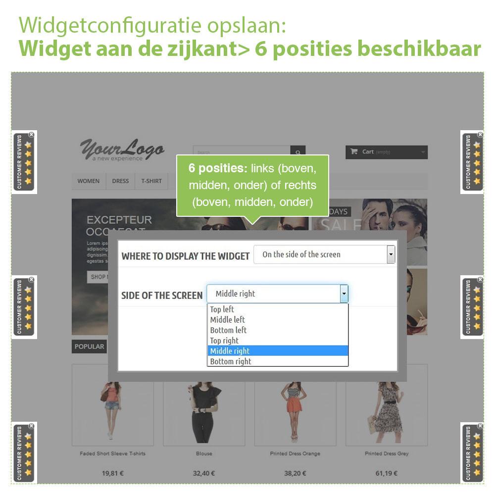 module - Klantbeoordelingen - Shop Recensies + Productbeoordelingen + Rich Snippets - 6
