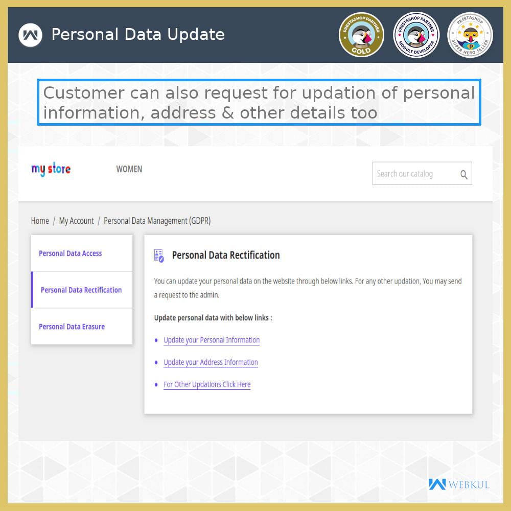 module - Jurídico - GDPR Compliance | Data Protection & EU Cookie Law - 10