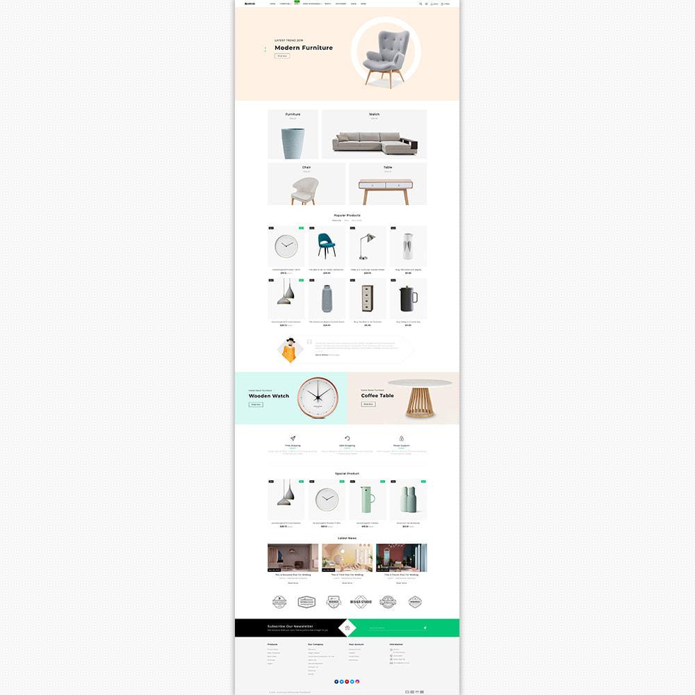 theme - Casa & Giardino - Nariox - The Best Furniture Store - 2