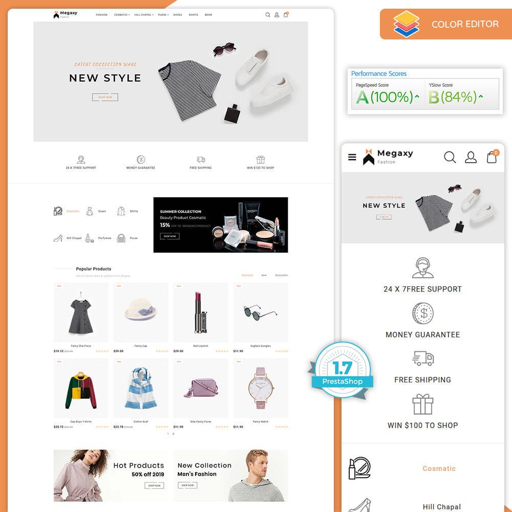 theme - Мода и обувь - Megaxy - The Best Fashion Super Store - 1