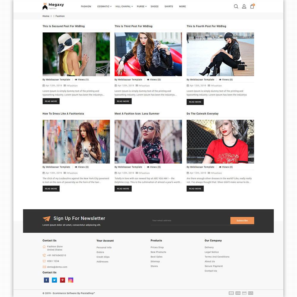 theme - Мода и обувь - Megaxy - The Best Fashion Super Store - 6