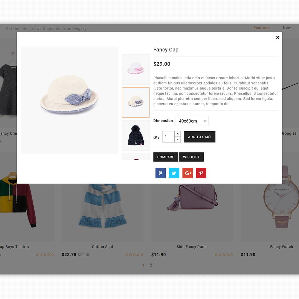 theme - Мода и обувь - Megaxy - The Best Fashion Super Store - 7