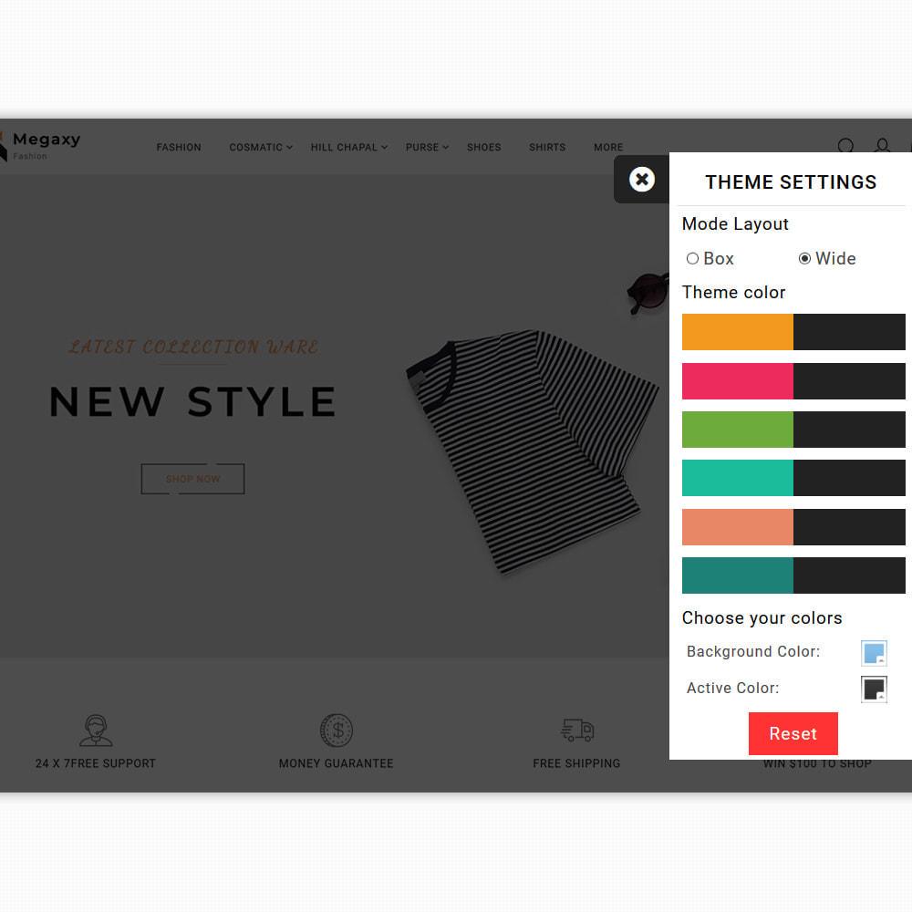 theme - Мода и обувь - Megaxy - The Best Fashion Super Store - 8
