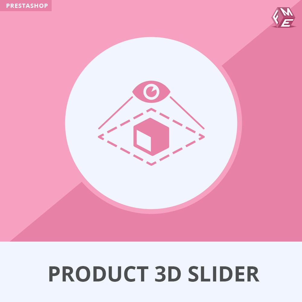 module - Sliders & Galleries - Product 3D Slider - 1