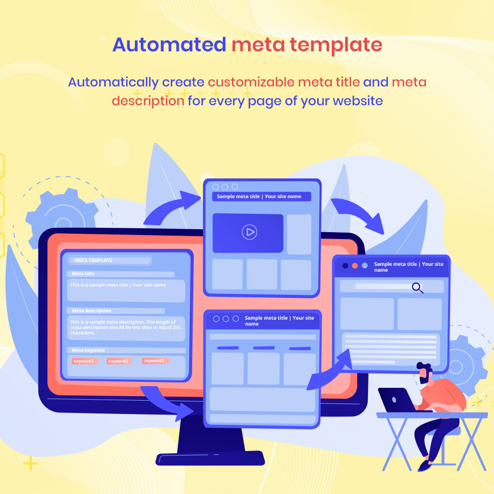 module - SEO (Referenciamento natural) - SEO Audit - Best SEO practices 2021 - Incredibly good - 6