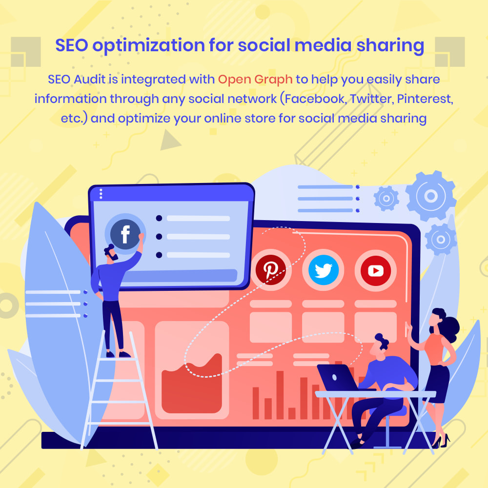 module - SEO (Referenciamento natural) - SEO Audit - Best SEO practices 2021 - Incredibly good - 7