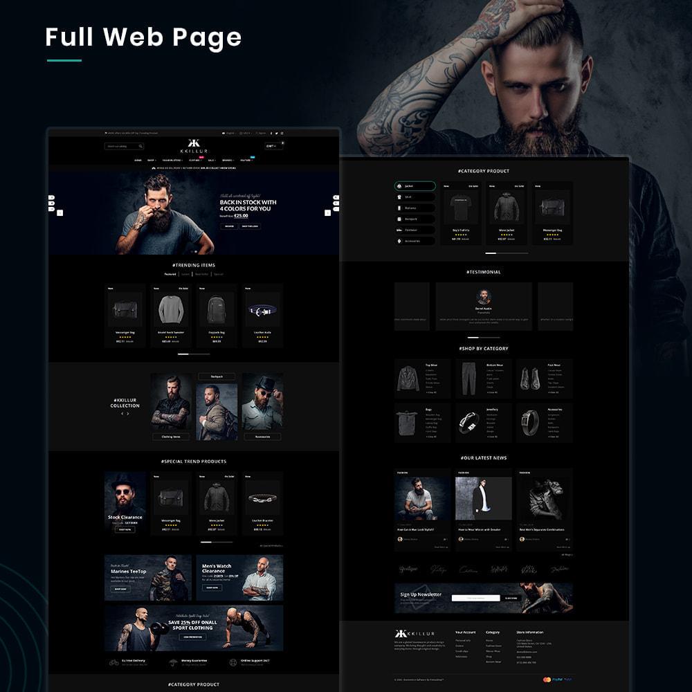 theme - Moda y Calzado - KKILLUR Mega Fashion–Clothes Super Store - 2