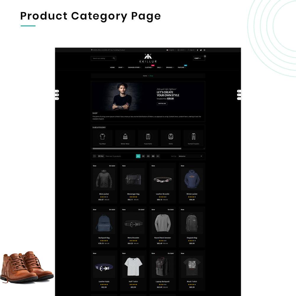 theme - Moda y Calzado - KKILLUR Mega Fashion–Clothes Super Store - 3