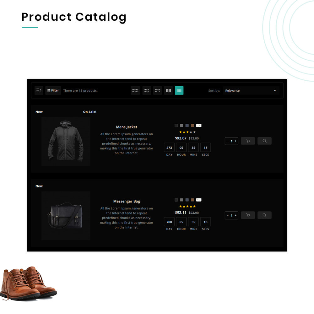 theme - Moda y Calzado - KKILLUR Mega Fashion–Clothes Super Store - 12