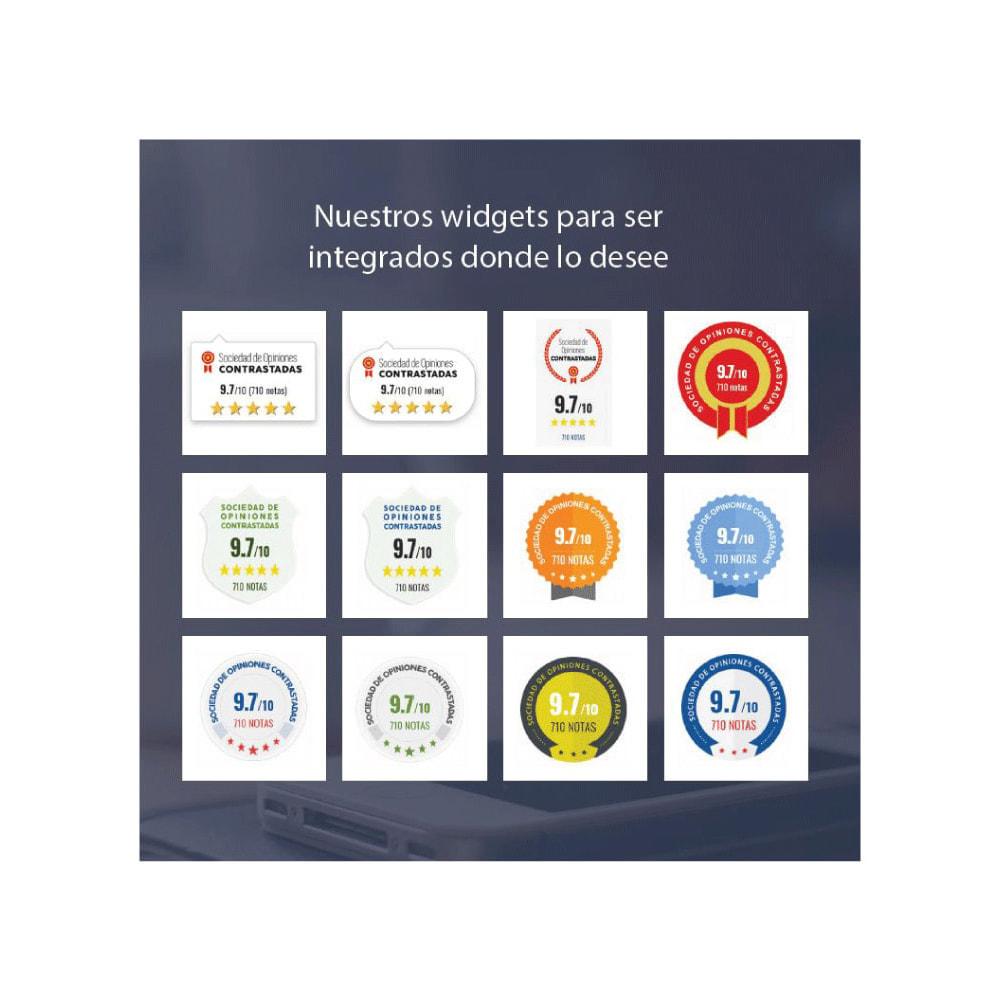 module - Comentarios de clientes - Opiniones clientes - Sociedad de Opiniones Contrastadas - 9