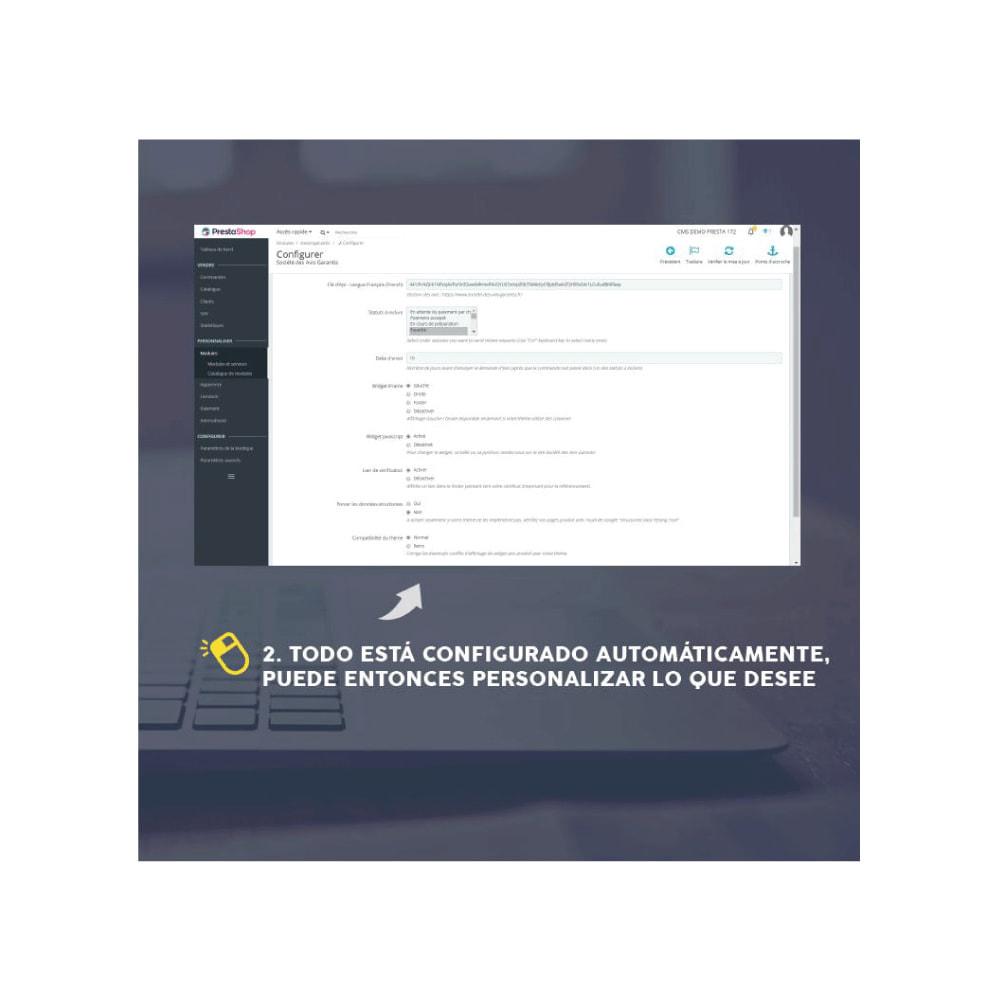 module - Comentarios de clientes - Opiniones clientes - Sociedad de Opiniones Contrastadas - 19