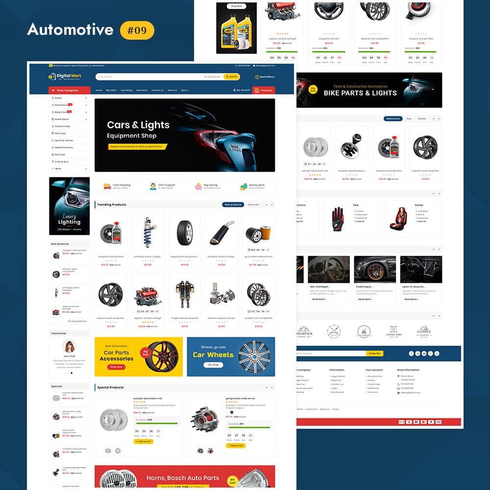 theme - Elettronica & High Tech - Digital Mart - Multi-purpose Mega Store - 10
