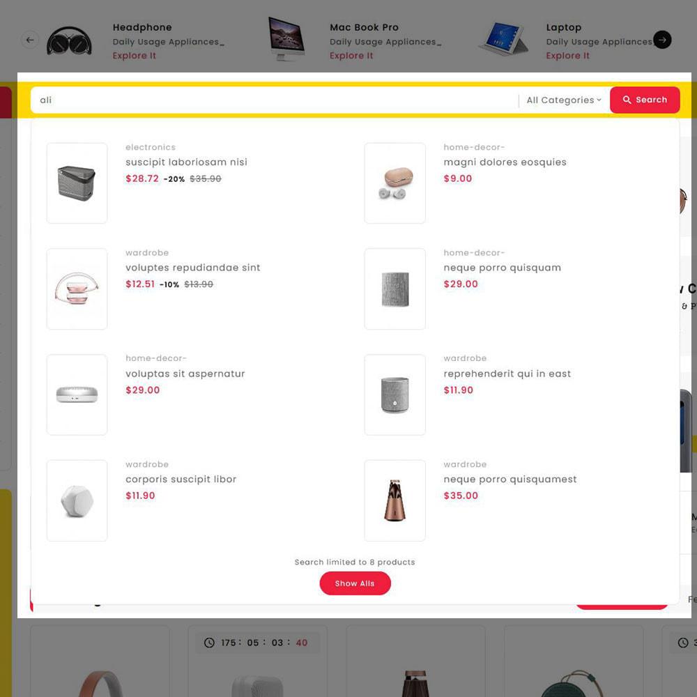 theme - Elettronica & High Tech - Digital Mart - Multi-purpose Mega Store - 20