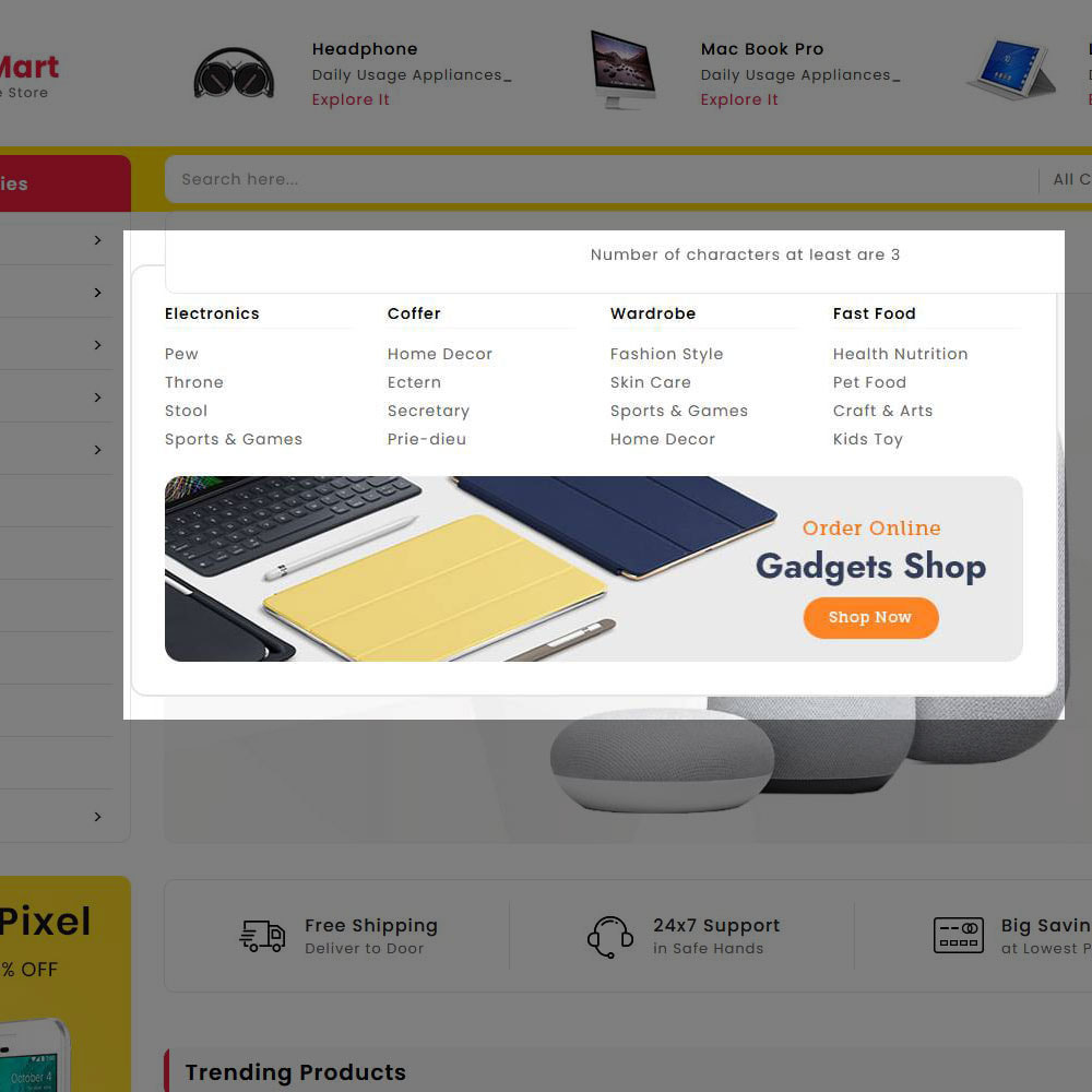 theme - Elektronica & High Tech - Digital Mart - Multi-purpose Mega Store - 19