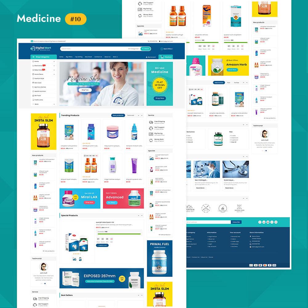 theme - Electronics & Computers - Digital Mart - Multi-purpose Mega Store - 11