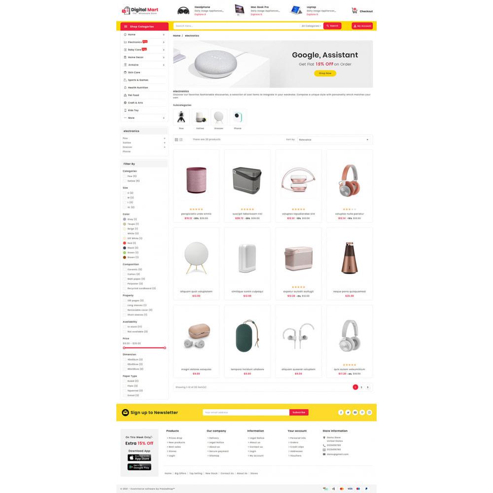 theme - Electronics & Computers - Digital Mart - Multi-purpose Mega Store - 13