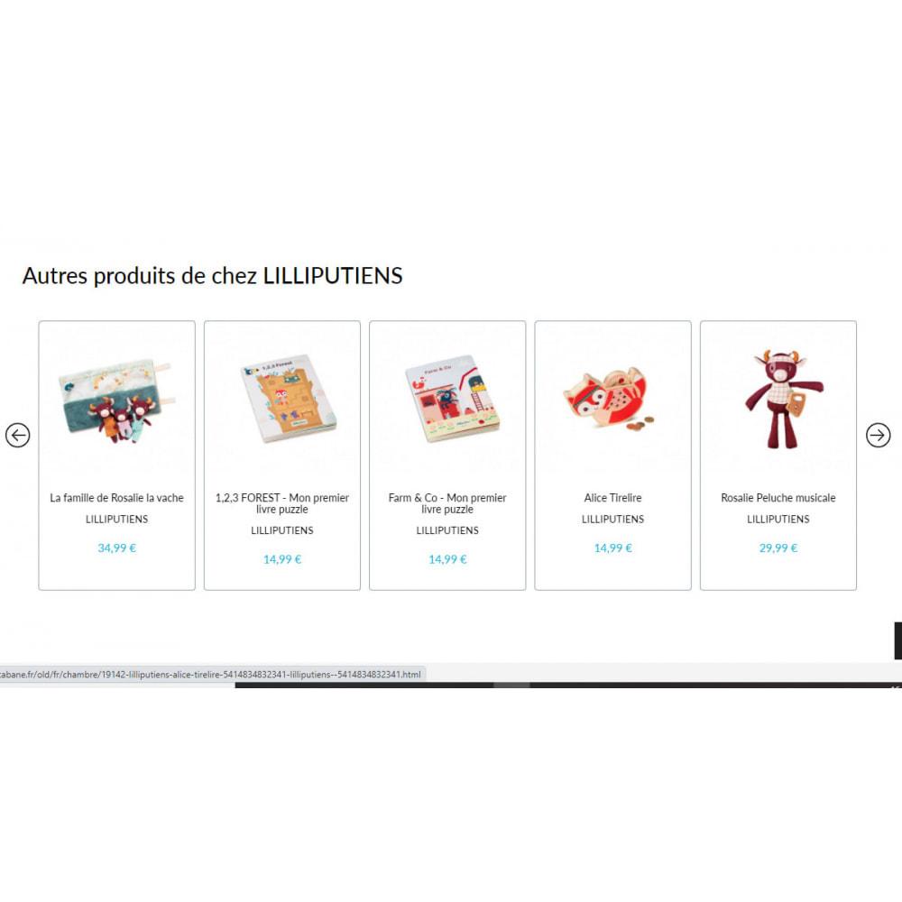 module - Ventas cruzadas y Packs de productos - Product Suggestion Plus - 1