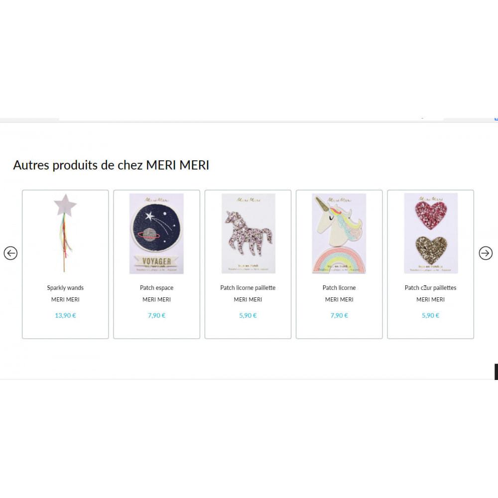 module - Ventas cruzadas y Packs de productos - Product Suggestion Plus - 7